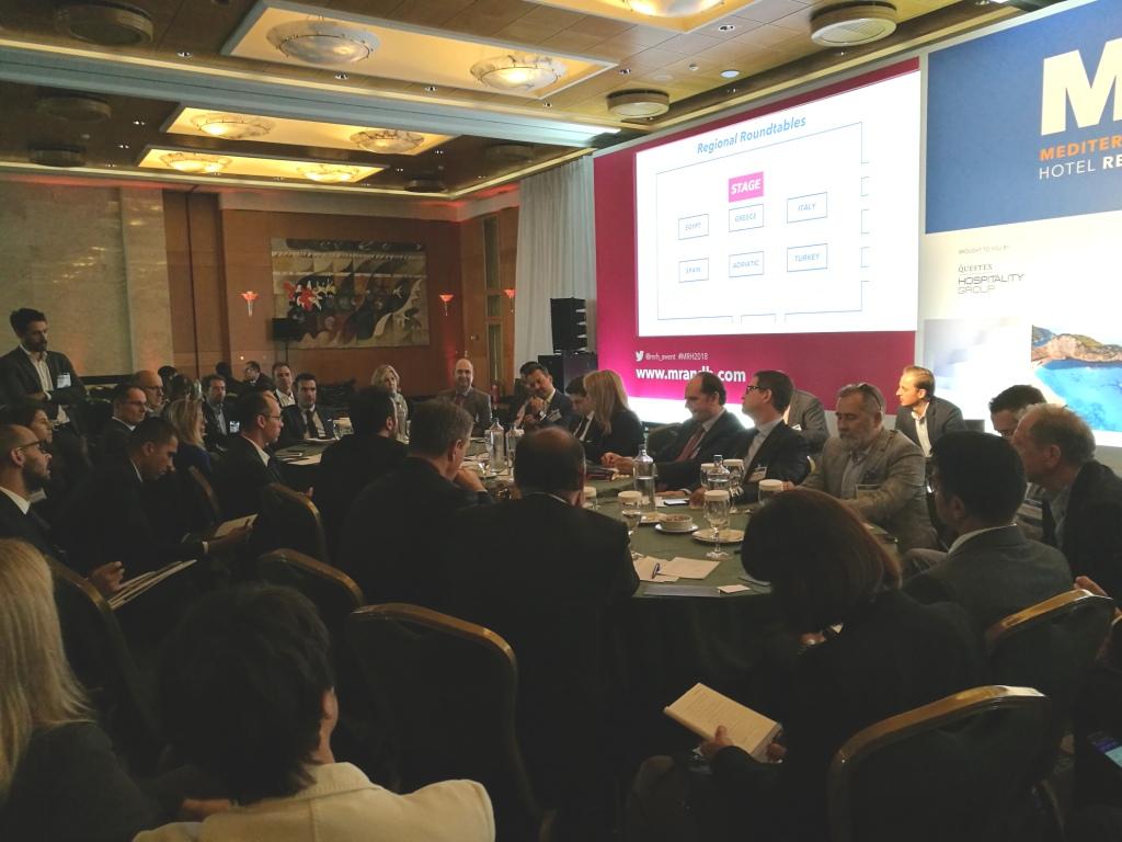 Το Mediterranean Resort & Hotel Real Estate Forum ολοκληρώθηκε με επιτυχία για πρώτη φορά στην Αθήνα