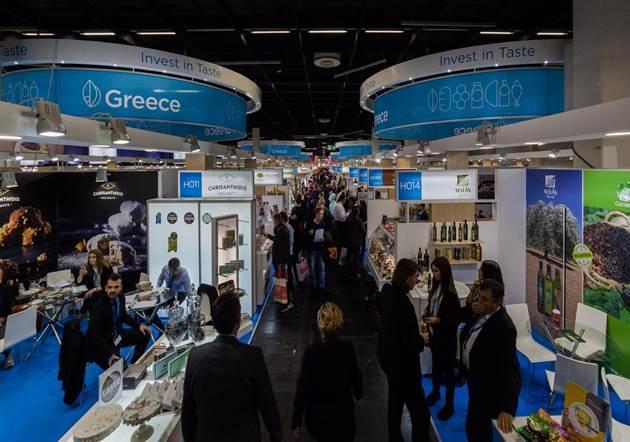Στην τροχιά της ανόδου των ελληνικών εξαγωγών, δυναμικό παρόν δίνει η κατά 30% αυξημένη ελληνική συμμετοχή στη μεγαλύτερη Διεθνή Έκθεση Τροφίμων στον κόσμο, Anuga 2017