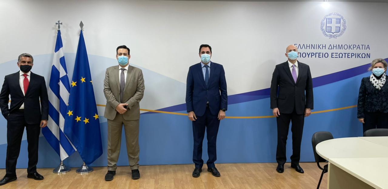 Οικονομική διπλωματία- Πρώτη κοινή συνάντηση εργασίας του Υπουργείου Εξωτερικών με Enterprise Greece και ΟΑΕΠ