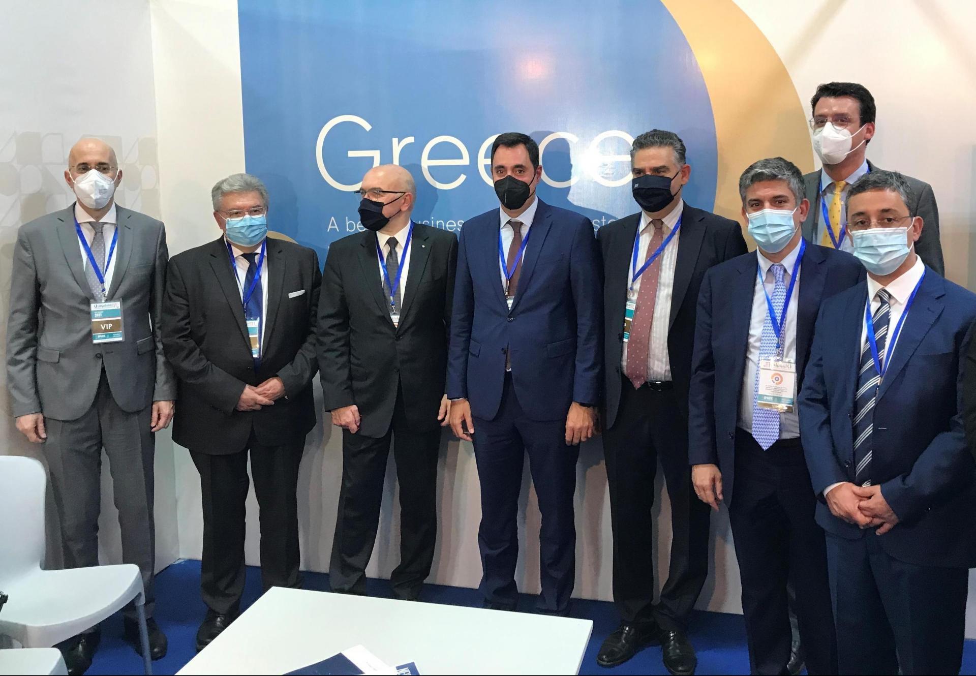 Επιτυχημένη η πρώτη επιχειρηματική αποστολή στη Λιβύη από την Enterprise Greece