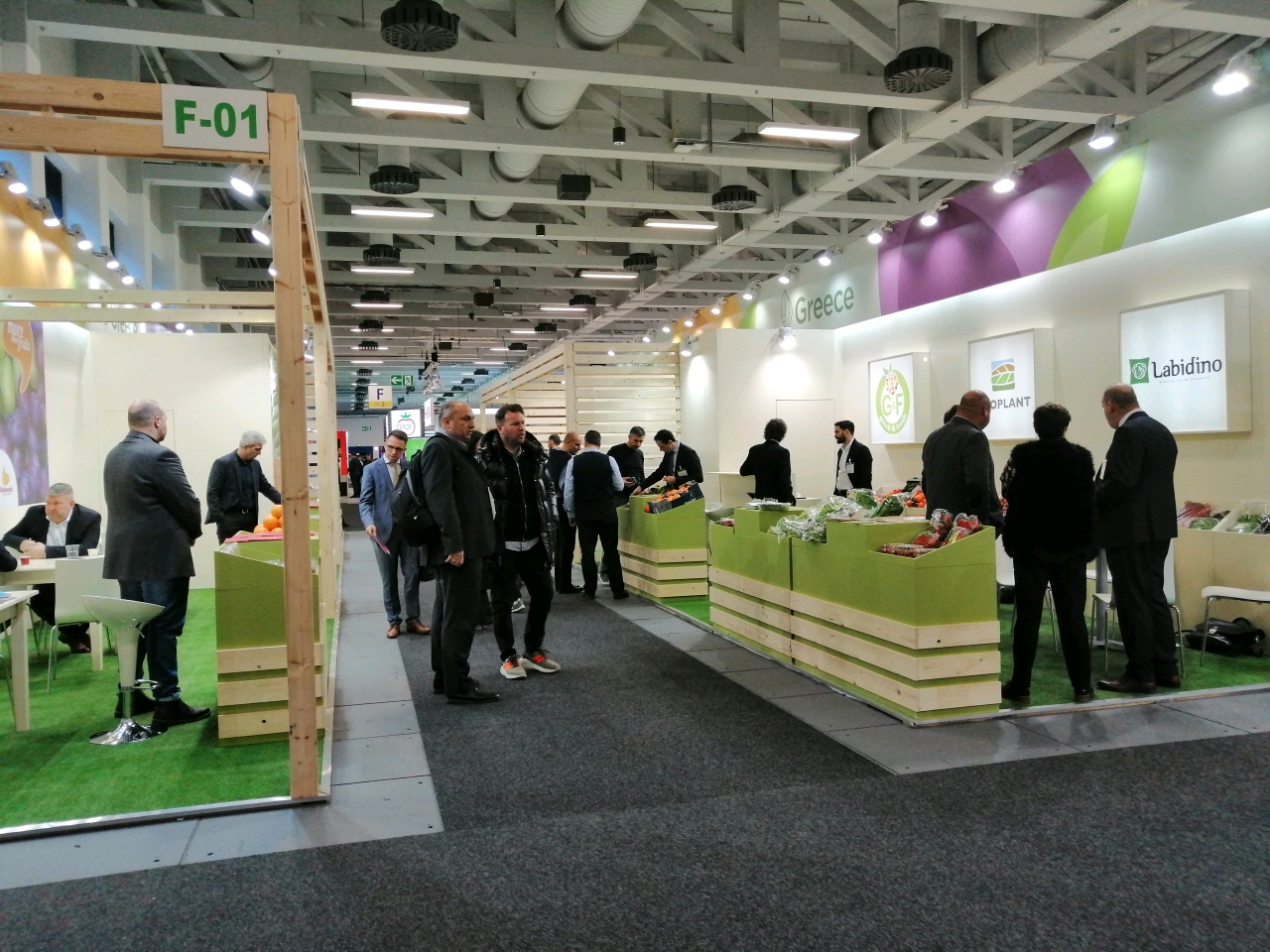 Large Greek participation at international  FRUITLOGISTICA 2020 exhibition in Germany