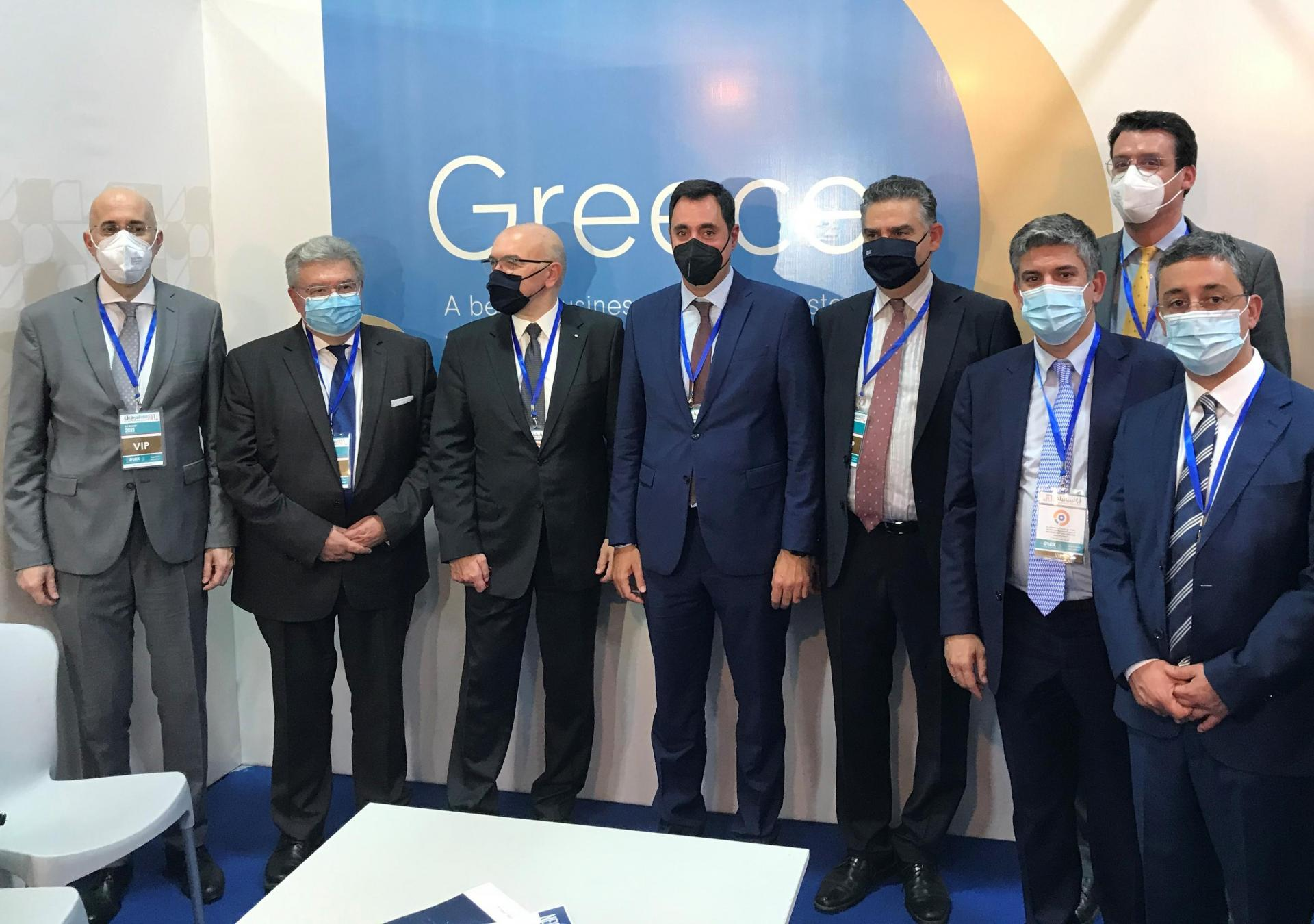 The first business mission by Enterprise Greece in Libya was successful