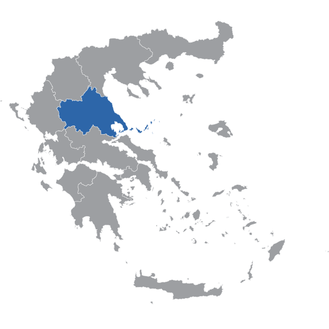 Thessaly Map