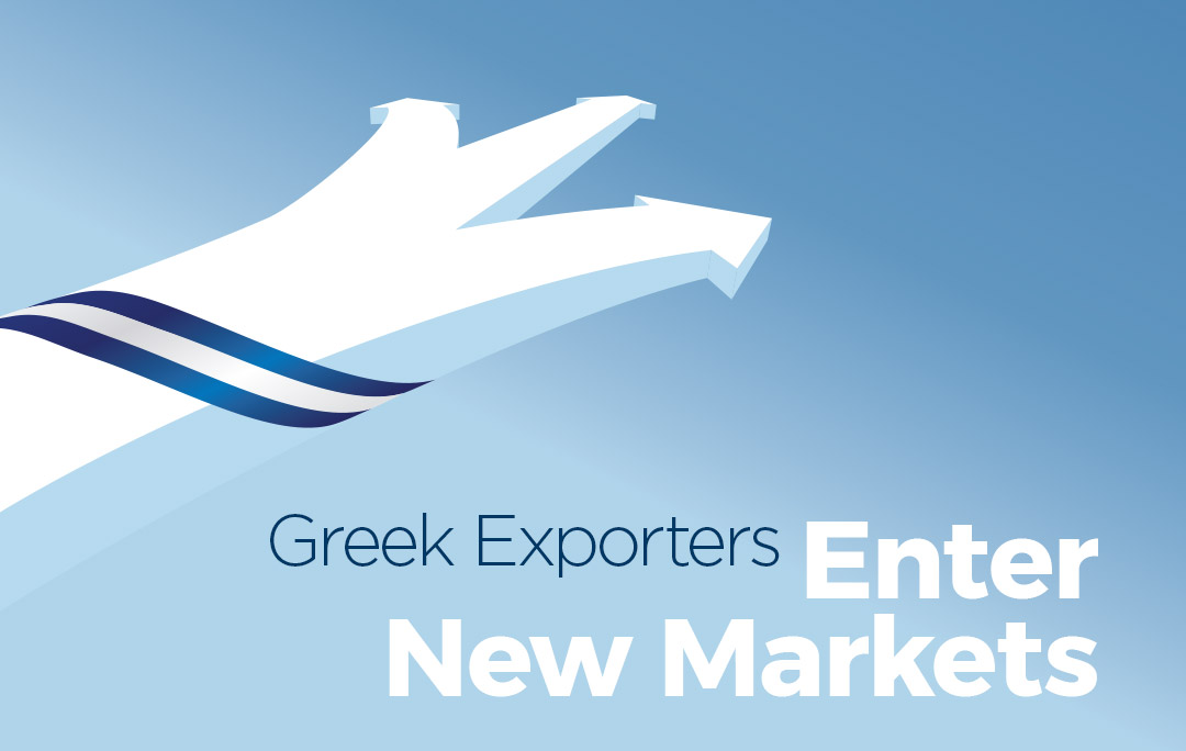 Greek Exporters Enter New Markets